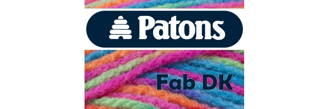 Patons Fab DK