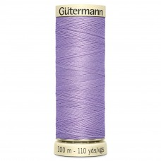 Gütermann: Sew All: 100m: Lilac: 158