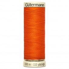 Gütermann: Sew All: 100m: Orange: 351