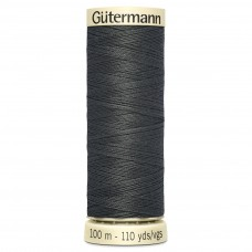 Gütermann: Sew All: 100m: Charcoal: 36