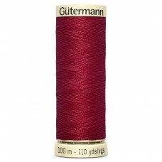 Gütermann: Sew All: 100m: Berry Red: 384
