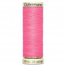 Gütermann: Sew All: 100m: Candy Pink: 728
