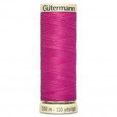 Gütermann: Sew All: 100m: Fuchsia: 733