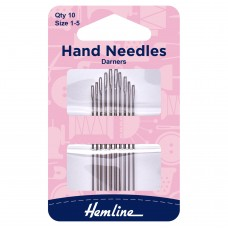 Hand Sewing Needles: Darner: Size 1-5