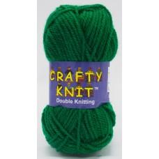 Crafty Knit DK 25g: Leaf Green