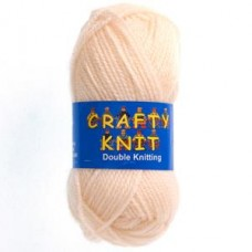 Crafty Knit DK 25g: Cream