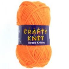 Crafty Knit DK 25g: Candy Orange