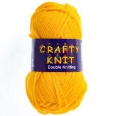 Crafty Knit DK 25g: Buttercup Yellow