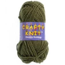 Crafty Knit DK 25g: Evergreen