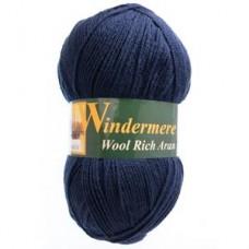 Windermere: Aran: Midnight Blue: 400g