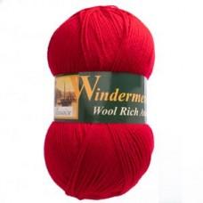 Windermere: Aran: Scarlet: 400g