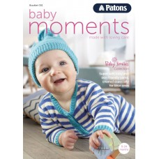 Patons Pattern Book: Baby Moments 1
