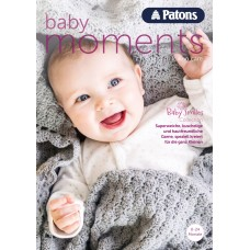 Patons Pattern Book: Baby Moments 3