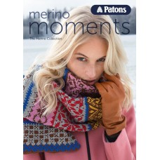 Patons Pattern: Merino Moments: 004