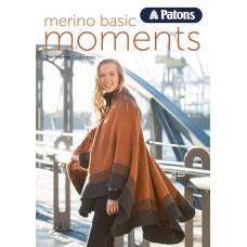Patons Pattern Book: Merino Basic Moments
