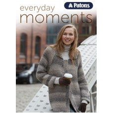 Patons Pattern Book: Everyday Moments