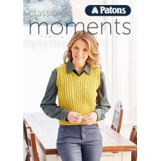 Patons Pattern Book: Classic DK Moments