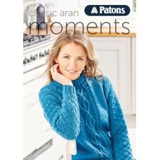 Patons Pattern Book: Classic Aran Moments