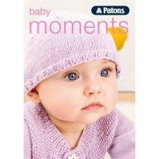 Patons Pattern Book: Baby Moments 4 ply collection