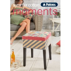 Paton Pattern Book: Summer Cotton Moments