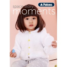 Patons Pattern Book: Space Story Moments