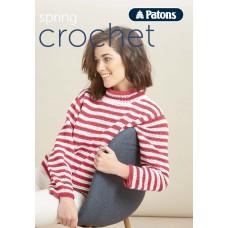 Patons Pattern Book: Spring Crochet