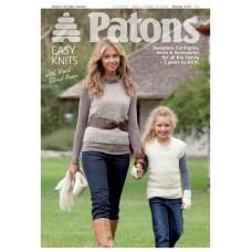 Patons Pattern Book: Wool Blend Aran: Family Classic