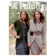 Patons Pattern Leaflet: Wool Blend Aran