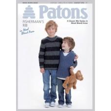 Patons Pattern Leaflet: Wool Blend: Kids