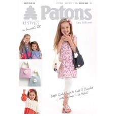 Patons Pattern Book: Smoothie DK: Girls Bags etc.