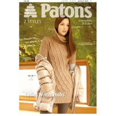 Patons Pattern: Lady's Winter Looks