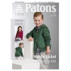 Patons Pattern: Jack & Jill Baby Cardigan