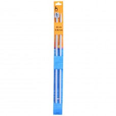 Knitting Pins: Single-Ended: Classic: 30cm x 5.50mm