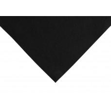 Felt: Acrylic: 23 x 30cm: Black