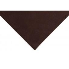 Felt: Acrylic: 23 x 30cm: Brown