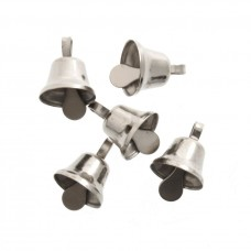 Bells: Liberty: 8mm: Silver: 7 Pack