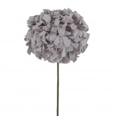 Jersey Flower Kit: Pale Grey
