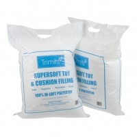 Toy Filling / Stuffing: one 450g bag